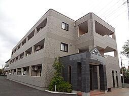 東京都八王子市大和田町1丁目の賃貸マンションの外観