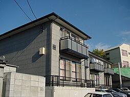 サニーヒルズ旭ヶ丘[1階]の外観