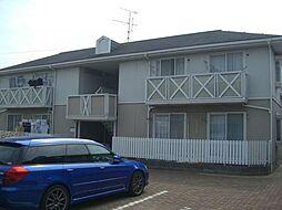 ソレム横浜  B棟[101号室]の外観