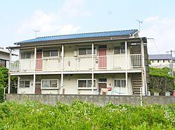 御井アパート[202号室]の外観