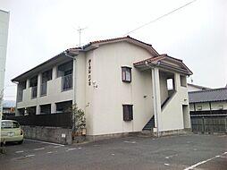 ガーデンハイツ田村[203号室]の外観
