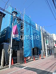 JR総武線 小岩駅 徒歩9分の賃貸アパート