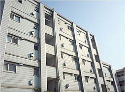 神奈川県横浜市青葉区美しが丘5丁目の賃貸マンションの外観