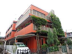 ファーストプレイス[3階]の外観