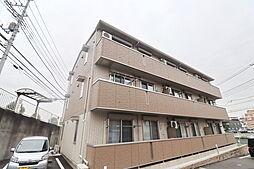 JR横浜線 中山駅 徒歩16分の賃貸アパート