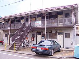 コーポ阿部[2階]の外観