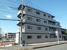 埼玉県川口市東川口4丁目の賃貸マンションの外観