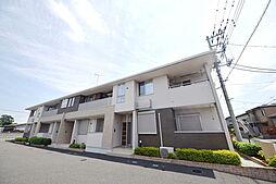 東武東上線 川越駅 バス26分 上中下車 徒歩6分の賃貸アパート