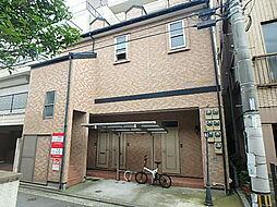 福岡県福岡市中央区大手門3丁目の賃貸アパートの外観