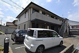 大阪府堺市東区日置荘西町7丁の賃貸アパートの外観