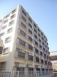 三田高島平第三コーポ[6階]の外観