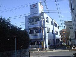 エーデルブルーメ開道[2階]の外観