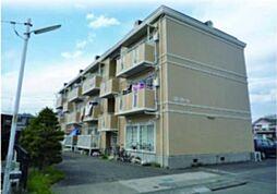 東京都昭島市美堀町1丁目の賃貸マンションの外観