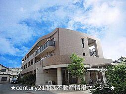 大阪府枚方市出口1丁目の賃貸アパートの外観