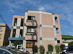 大阪府交野市藤が尾5丁目の賃貸マンションの外観