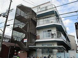 シャトー恵[3階]の外観