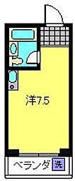 クレエラハイム宮ヶ谷[305号室]の間取り