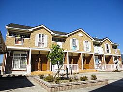 滋賀県長浜市高月町高月の賃貸アパートの外観
