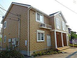 JR五日市線 武蔵増戸駅 徒歩15分の賃貸アパート