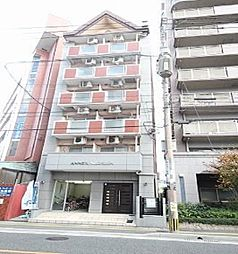 福岡県福岡市早良区城西3丁目の賃貸マンションの外観