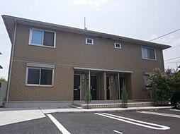 東京都青梅市今寺3丁目の賃貸アパートの外観