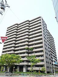 ライオンズマンション北梅田[14階]の外観