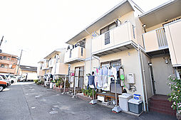 大阪府和泉市池上町3丁目の賃貸アパートの外観