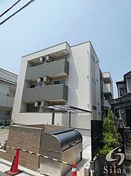 JR阪和線 鳳駅 徒歩5分の賃貸アパート