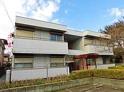 神奈川県綾瀬市大上4丁目の賃貸マンションの外観