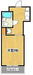 トップ宮崎台[3階]の間取り