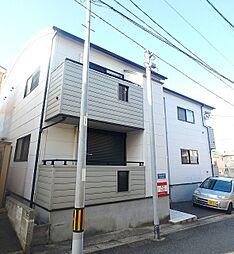 福岡県福岡市城南区梅林1丁目の賃貸アパートの外観