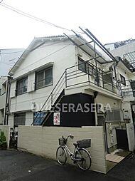 大阪府大阪市北区浮田2丁目の賃貸アパートの外観
