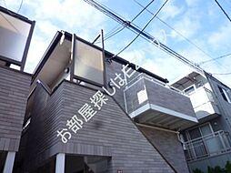 アムール阿佐ヶ谷弐番館[2階]の外観