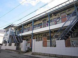 アパートメント正興No3[2階]の外観