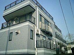 TANAKA HOUSE[2D号室]の外観