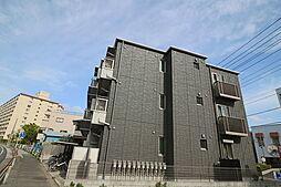 千葉県船橋市海神町3丁目の賃貸マンションの外観
