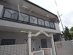 兵庫県神戸市北区鈴蘭台東町4丁目の賃貸マンションの外観