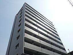 エスリード野田阪神駅前[1階]の外観