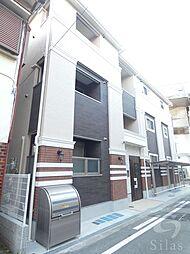 JR東西線 加島駅 徒歩8分の賃貸アパート