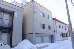 札幌市営東西線 白石駅 徒歩6分の賃貸アパート