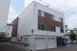 札幌市営東西線 白石駅 徒歩12分の賃貸アパート