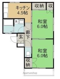 大河原駅 3.6万円