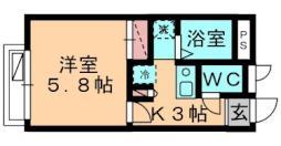 スポーツセンター駅 3.6万円