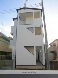 湘南新宿ライン高海 平塚駅 バス6分 富士見小学校下車 徒歩3分の賃貸アパート