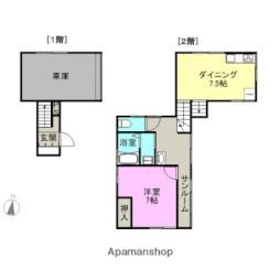 直江津駅 4.5万円