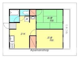 月江寺駅 4.3万円