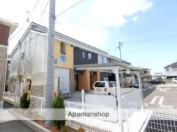 JR東海道本線 菊川駅 バス19分 平田下車 徒歩7分の賃貸アパート