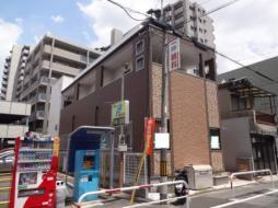 京阪本線 滝井駅 徒歩1分の賃貸アパート