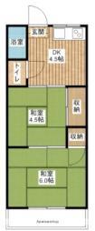 土居田駅 3.0万円