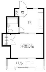 藤崎宮前駅 2.7万円